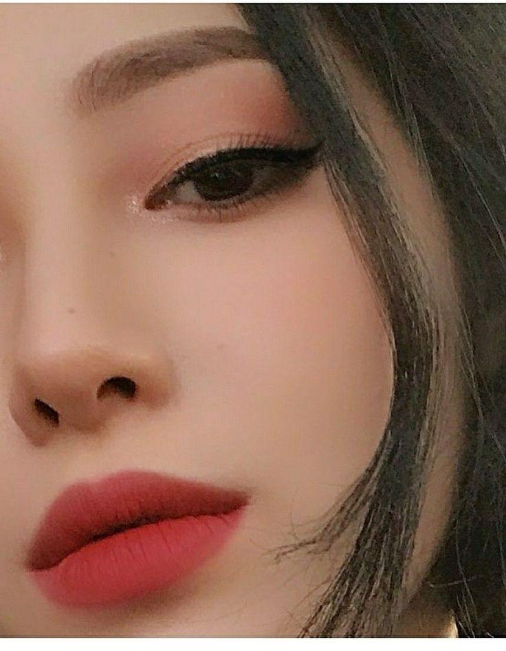 корейский макияж с картинками что