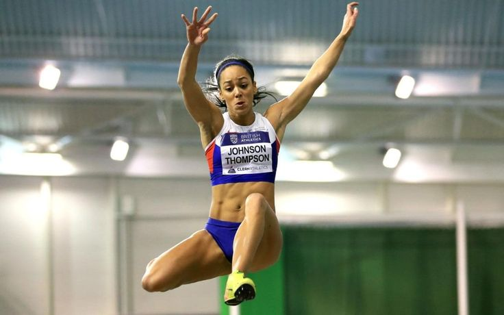 Katarina Johnson-Thompson: 'I've not enjoyed anything over the last two years'