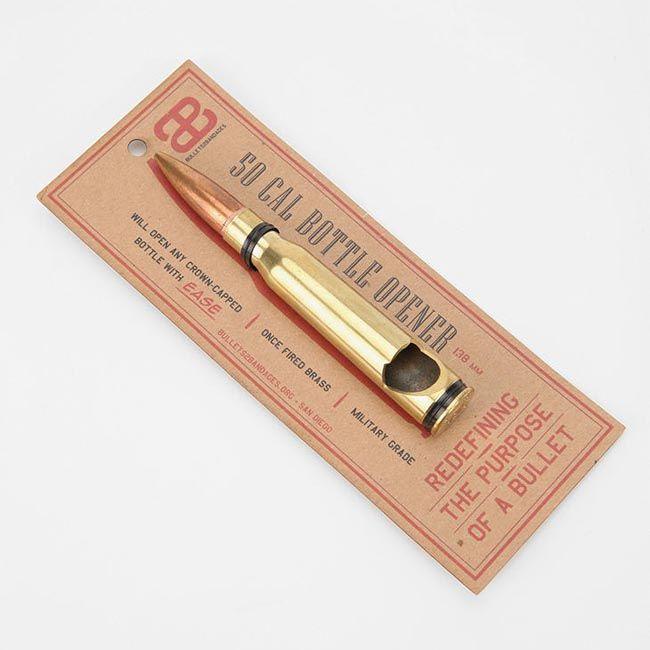 Bullet Shaped Bottle Opener