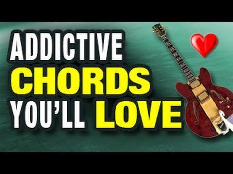 Easy (Addictive) Chords You'll Love - YouTube