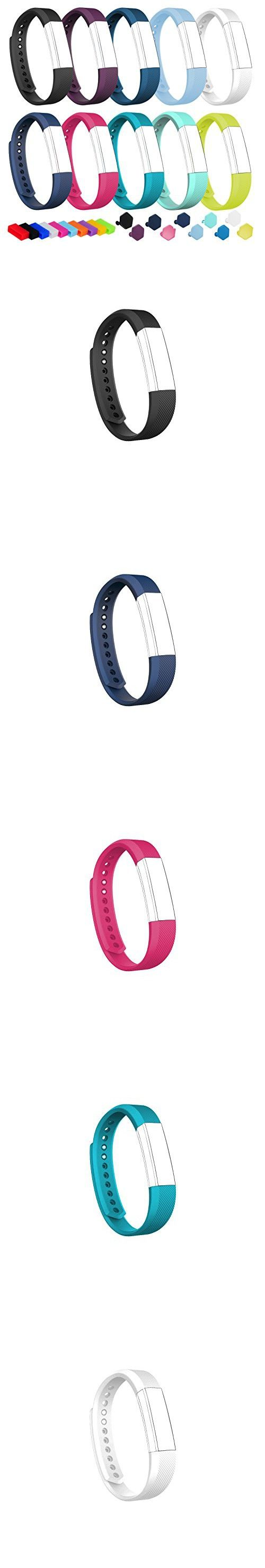 For Fitbit Alta HR and Alta Bands, TreasureMax Replacement Band for Fitbit Alta/ Fitbit Alta HR Wristband/ Fitbit Alta HR Accessory/ Fitbit Alta HR Band