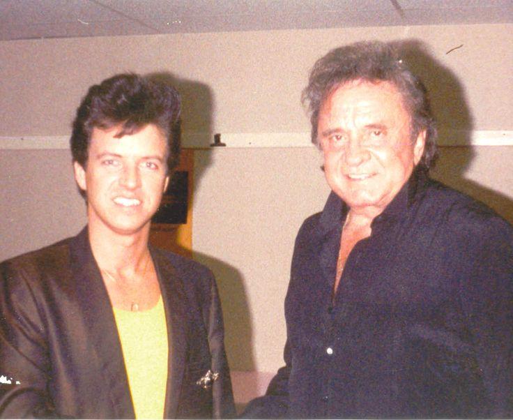 TMJ Meets Johnny Cash, Las Vegas, 1989