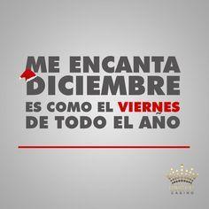 Bienvenido #Diciembre!