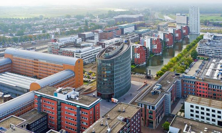 GROZA Zes nieuwe huurders voor kantoorgebouw RIVA in Den Bosch http://www.groza.nl www.groza.nl, GROZA