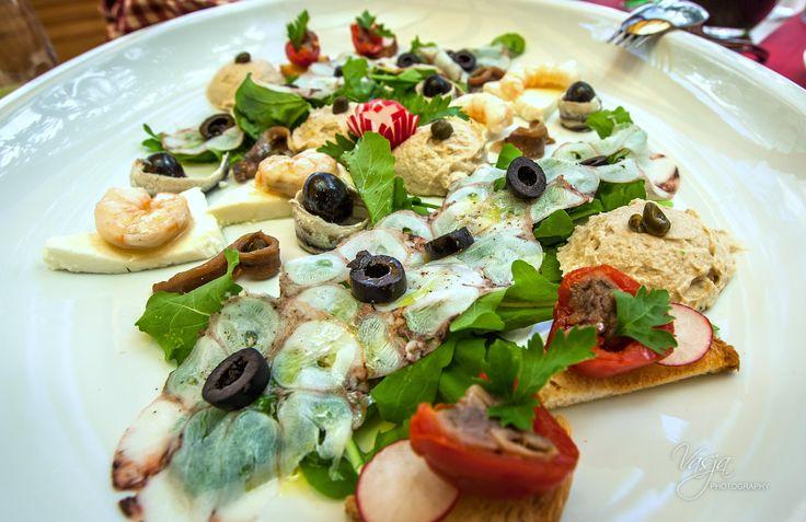Adriatic appetizers