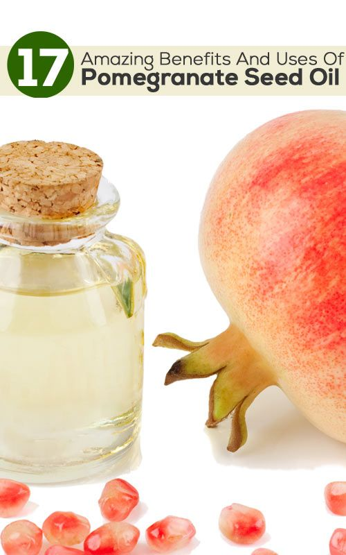 17 Amazing Benefits And Uses Of Pomegranate Seed Oil