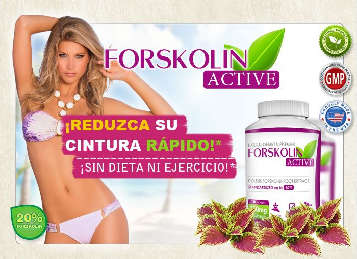 Forskolin Active Metabolic Enhancer
