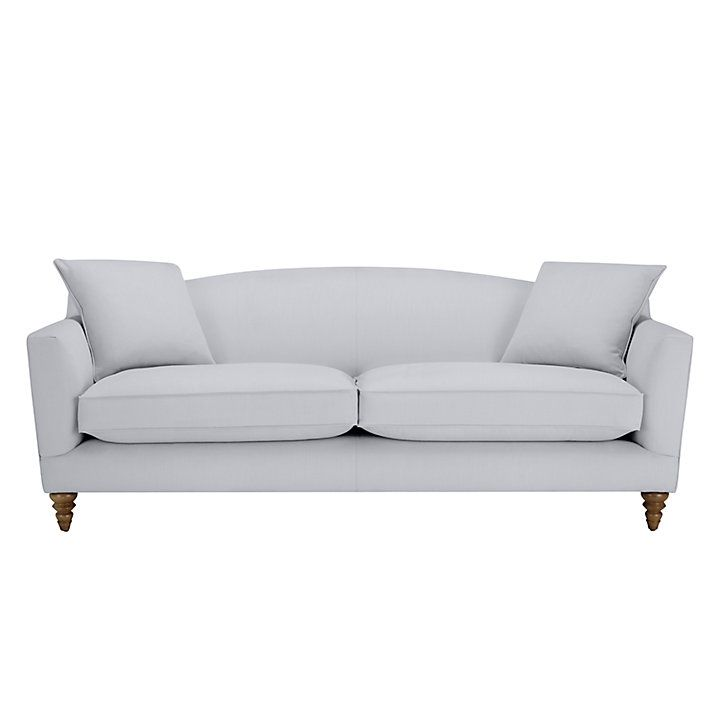 Buy John Lewis Melrose Fixed Cover Grand 4 Seater Sofa Online at johnlewis.com