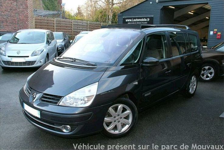 OCCASION RENAULT GRAND ESPACE IV (2) 2.0 DCI 150 FAP 25TH