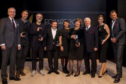 The winners of the ECKART 2016 award: outstanding achievements in the art of cooking and fine dining