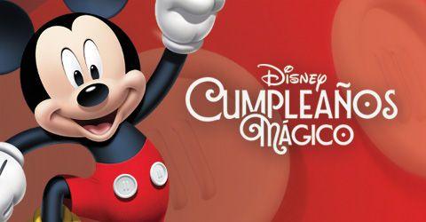 Regala un momento inolvidable con #DisneyCumpleañosMágico y comparte la reacción del cumpleañero al ver el saludo personalizado en su día.