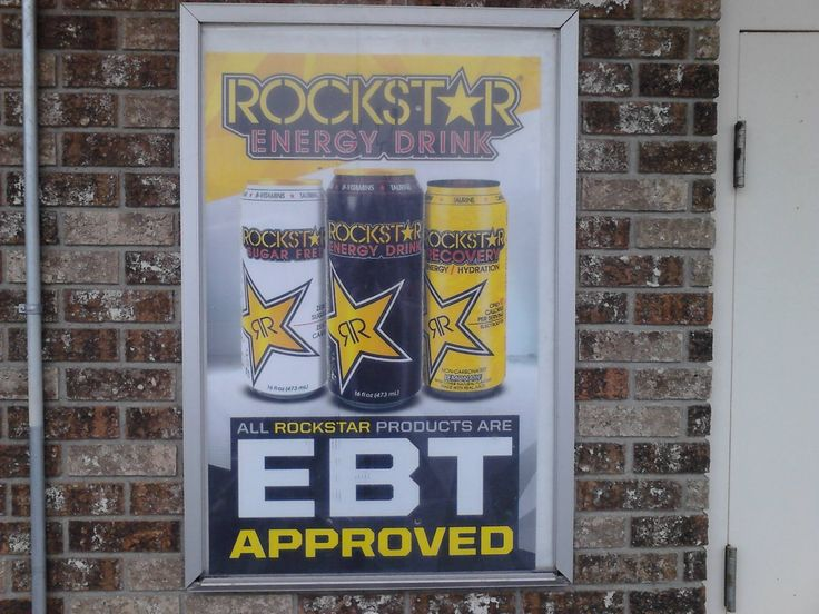 Energy drinks marketed to food stamps recipients in fargo