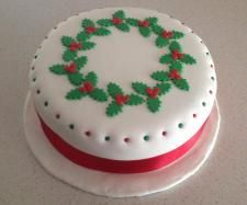 Recipe Christmas Cake (Gluten, Dairy and Refined Sugar Free) by Thermo Sensation - Recipe of category Baking - sweet