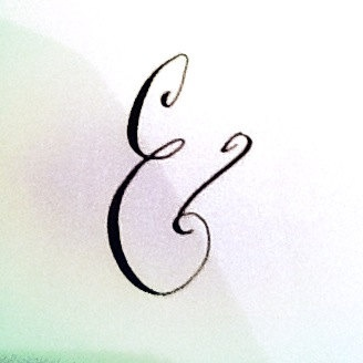 110 Best Images About D Calligraphy On Pinterest
