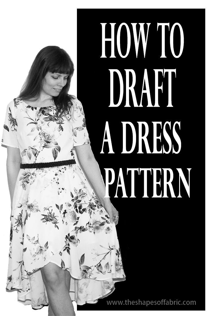 How About This Summer Dress Pattern The Shapes Of Fabric Summer Dress Patterns Dress Pattern Dresses [ 1102 x 735 Pixel ]