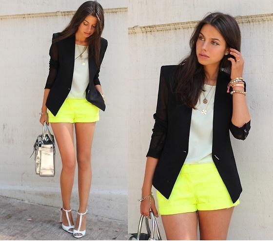 Neon Elegant Style ,