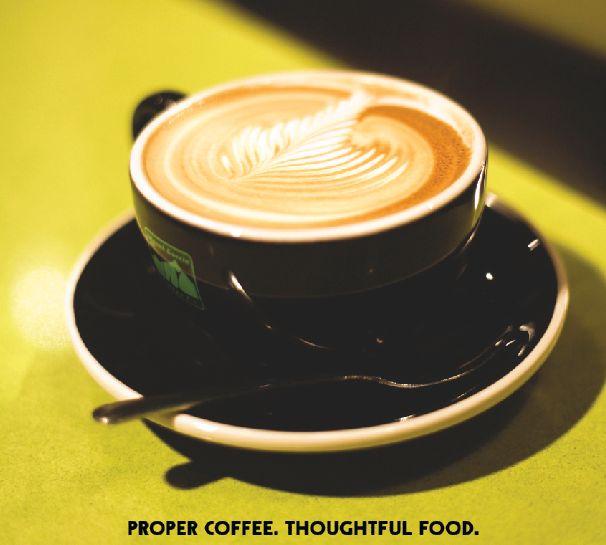 Fresh #espresso #cappuccino