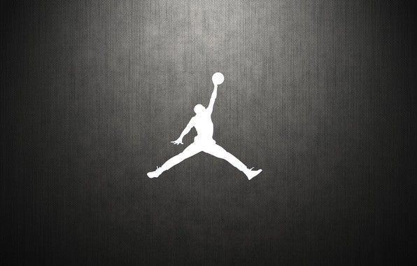 Wallpaper jordan, logo, air jordan wallpapers minimalism - download