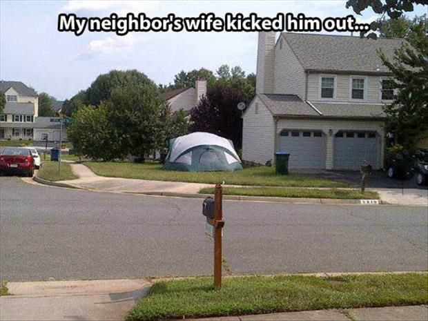 "If that's ""kicked out""??? That's not far enough away!!!!!!!@@@@@@   Dump A Day Funny Pictures Of The Day - 77 Pics"