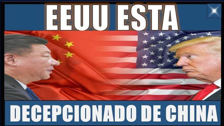 EEUU esta DECEPCIONADO de CHINA||NOTICIAS DE ULTIMA HORA EEUU 30 DICIEMBRE 2017