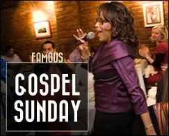 Sylvia's Harlem Restaurant  |  Queen of Soul Food  |  Gospel Sundays