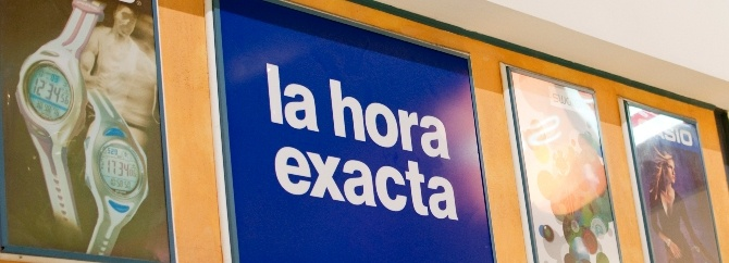 LA HORA EXACTA  Local: 314  Teléfono: 2628 1023  #relojeria