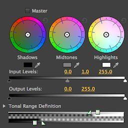 how to change colour in adobe prmeier