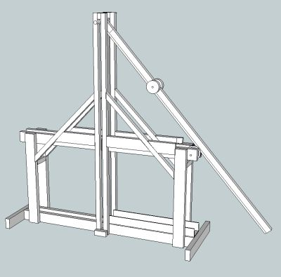 40 Best Siege Engines Images On Pinterest Engine Motor Engine And Firearms