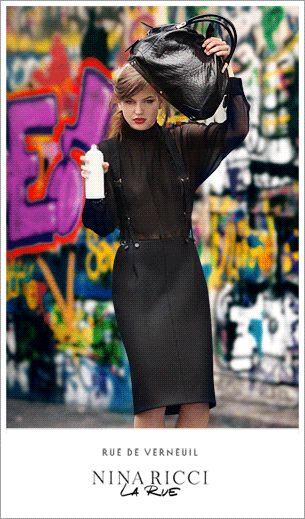 Nina Ricci: La Rue