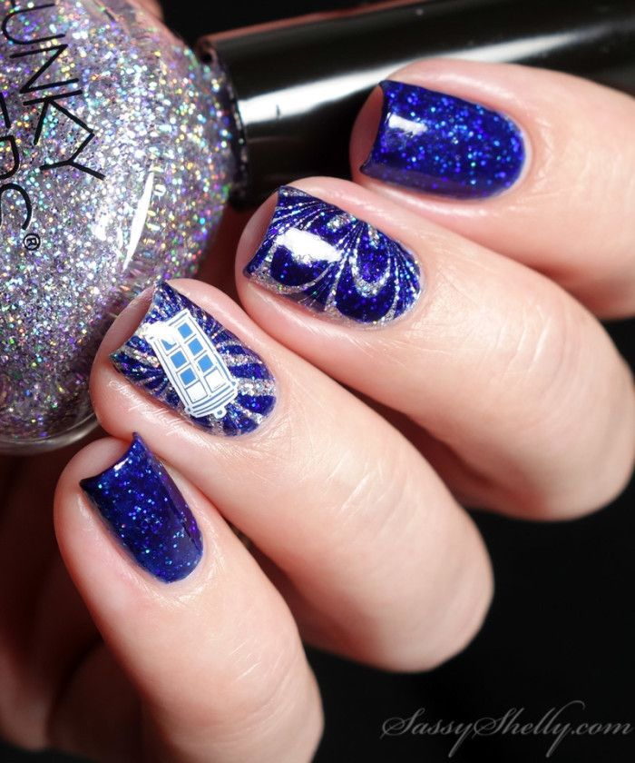 550 best Nerdy Nails images on Pinterest   Comic con, Comic book ...