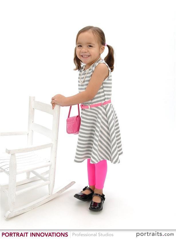 Spring kids fashion