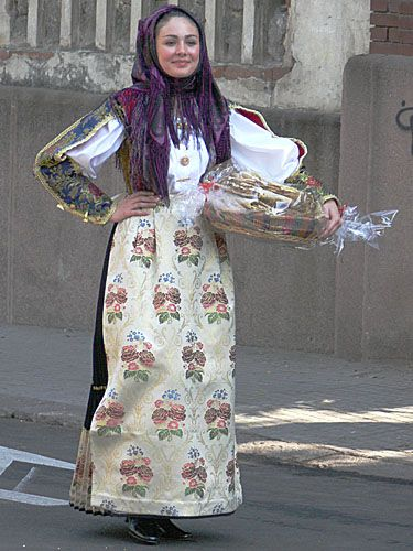 Dress from Pattada