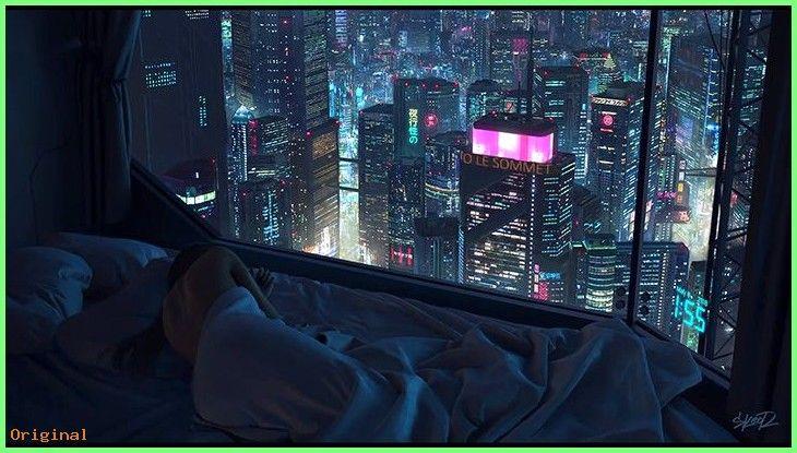 Wallpaper 2 00 Am Cyberpunk Neon City Fullhd Wallpaper Engine