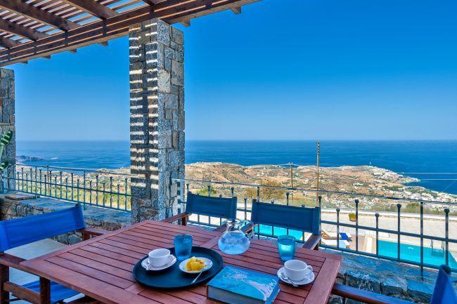 Villas Milos, Agia Pelagia, Heraklion, Crete