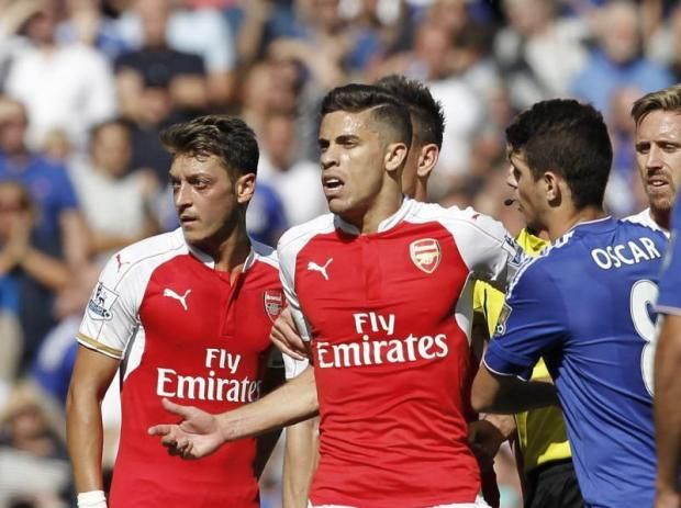 Arsenal win appeal against Gabriel Paulista's red card during defeat at Chelsea - http://footballersfanpage.co.uk/arsenal-win-appeal-against-gabriel-paulistas-red-card-during-defeat-at-chelsea/