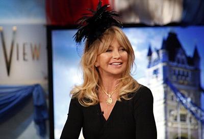 Goldie Hawn, Age 65