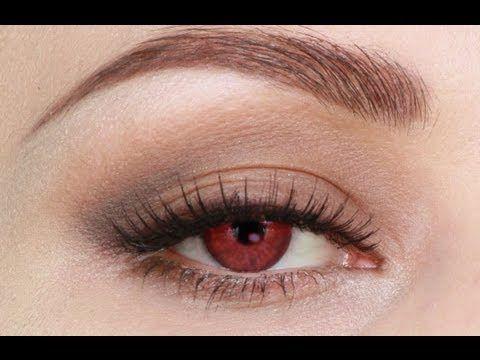 Bella 'Breaking Dawn' Makeup tutorial | Pixiwoo.com