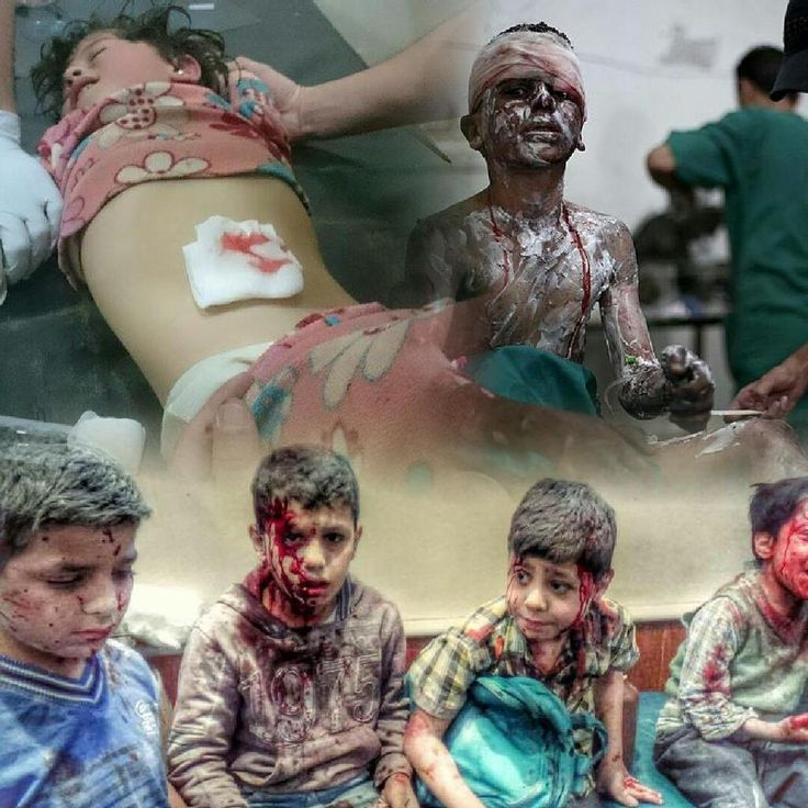 Syria's Civil War Has Become a Genocide