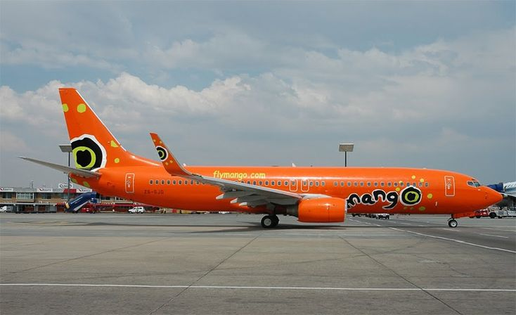 flymango - South African low-cost airline