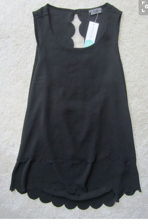 Black tank with cute detail. Stitch fix subscription box inspiration. Try stitch fix :) personal styling service! 1. Sign up with my referral link. (Just click pic) 2. Fill out style profile!Make sure to be specific in notes. 3. Schedule fix and Enjoy :) There's a $20 styling fee but will be put towards any purchase!