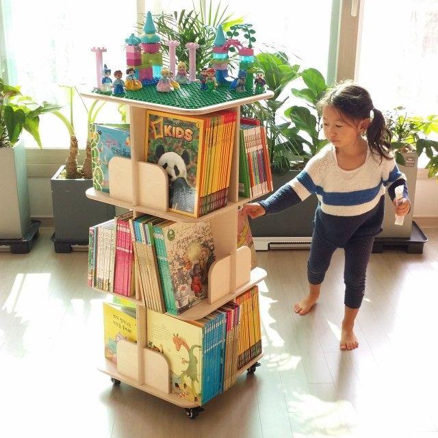 mandlgo bookcase