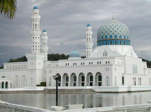 mosque Kota Kinabalu (Sabah, Malaysia) (by
