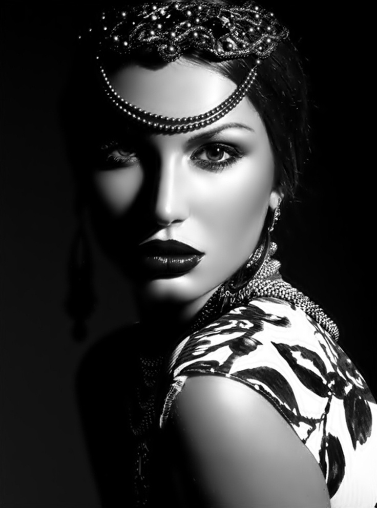 Fashion Photography Art Black And White | www.pixshark.com ...
