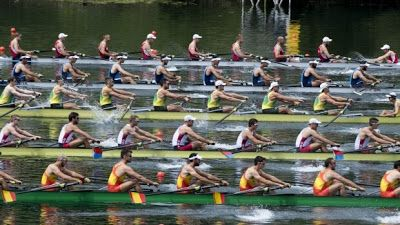 Rio 2016 Olympics Rowing Schedule