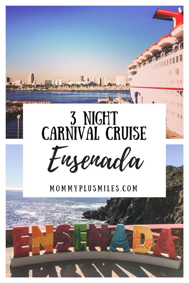 Ensenada Cruise On Carnival Inspiration