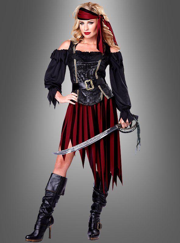 Piraten Kostüm Damen Bei Kostümpalastde Karneval