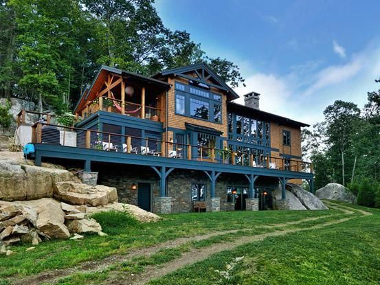 88 best images about timber frame homes on pinterest - Cottage anglais connecticut blansfield ...