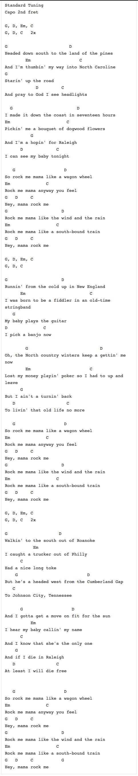 guitar-chords-wagon-wheel