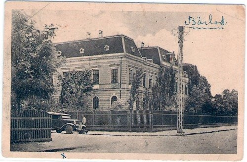 Barlad - Liceul Codreanu - 1938