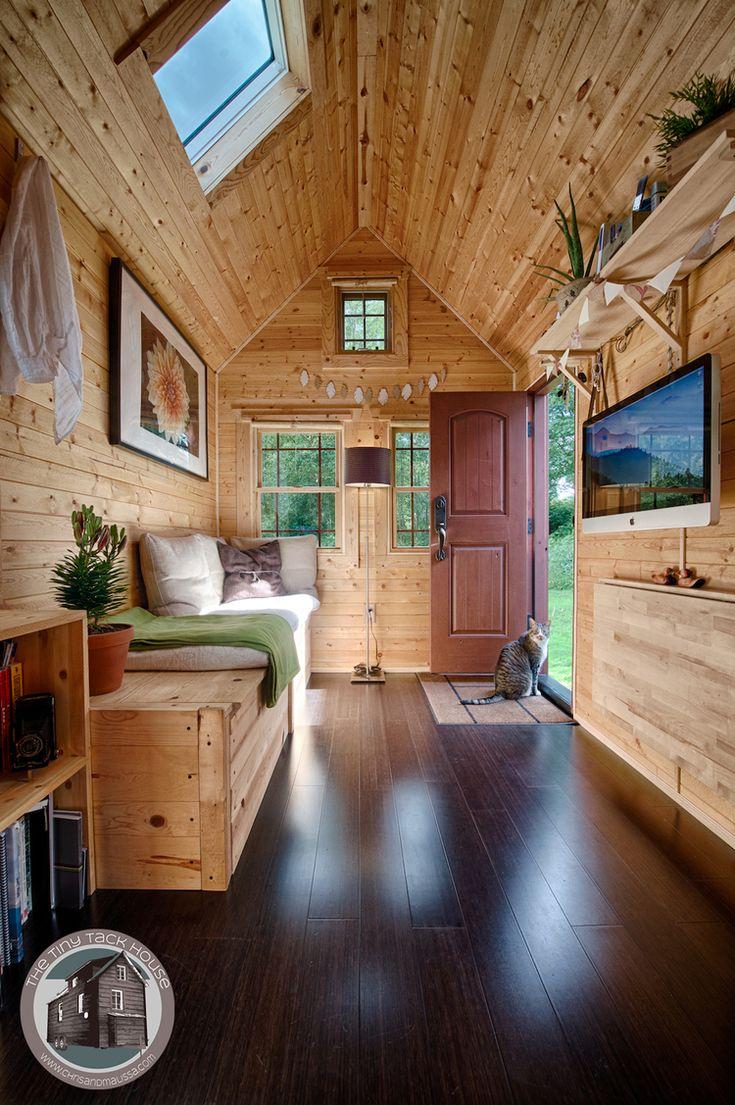 100 best Tiny Tack House images on Pinterest   Architecture, Bones ...